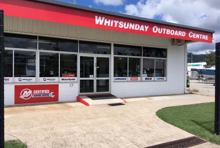 17 William Murray Drive, Whitsunday Outboard Centre, Cannonvale, Qld 4802