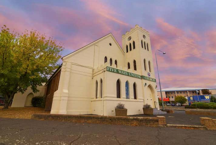 FIVE WAYS UNITING CHURCH, 1 Bathurst Road Orange NSW 2800 - Image 1