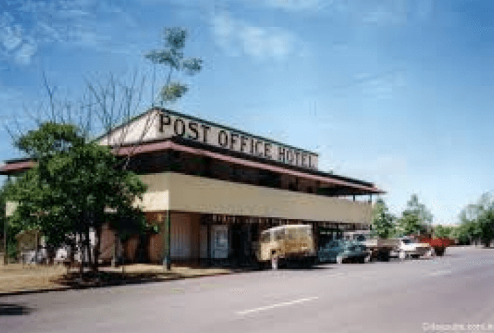 Post Office Hotel and Motel , 15-17 Queen Street Chillagoe QLD 4871 - Image 1