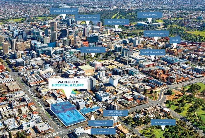 264-300 Wakefield Street, Adelaide, SA 5000