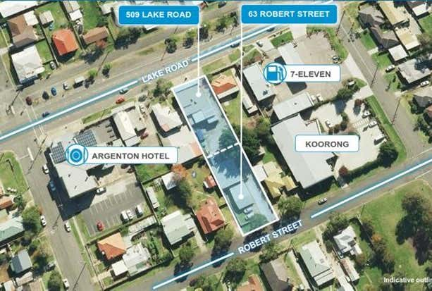 509 Lake Road & 63 Robert Street Argenton NSW 2284 - Image 1