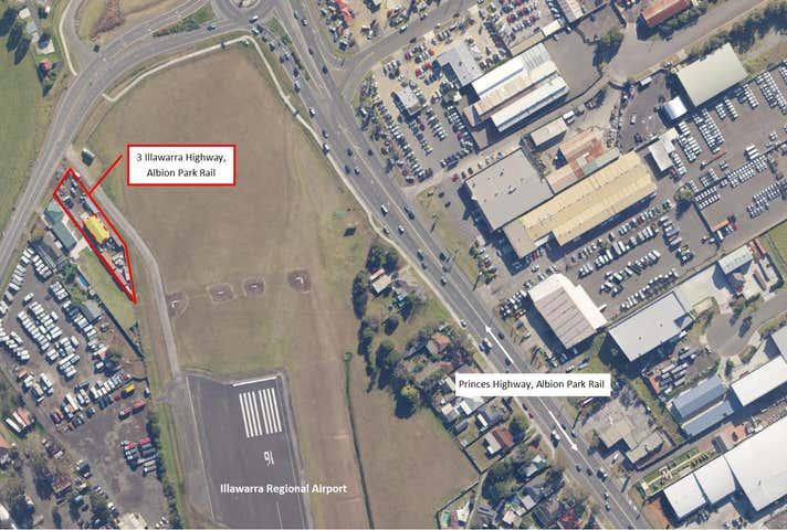3 Illawarra Highway Albion Park Rail NSW 2527 - Image 1