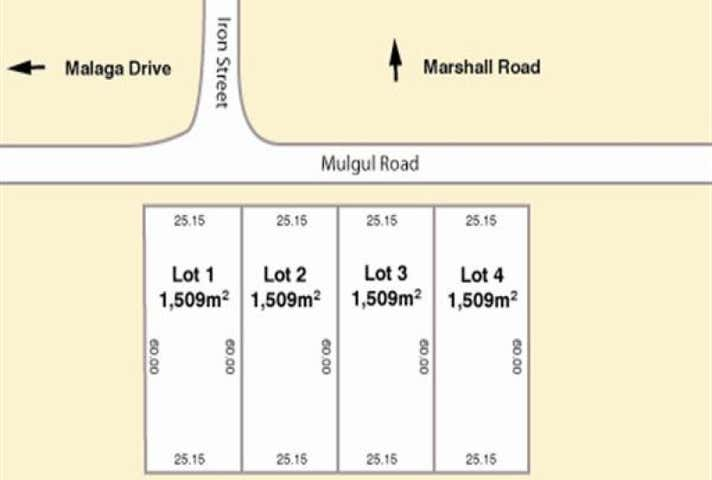 Lots 1, 2, 3 & 4, Part of Lot 273 Mulgul Road Malaga WA 6090 - Image 1