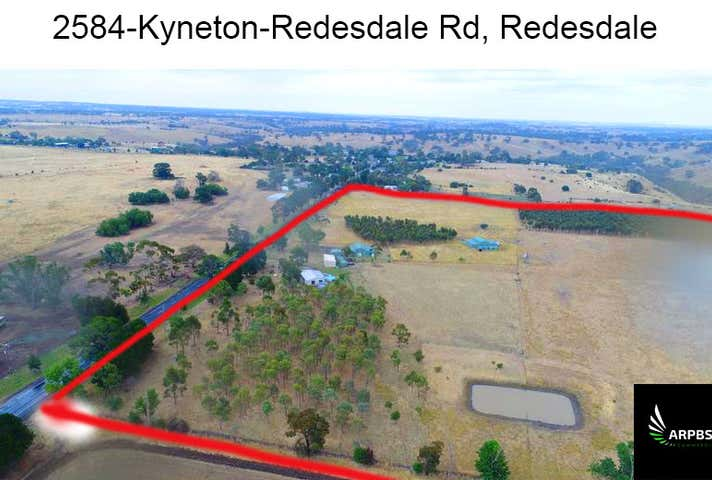2584 Kyneton-Redesdale Road, Redesdale, Vic 3444