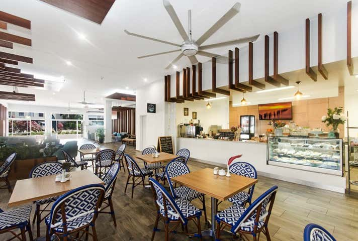 Ground - Cafe, 22 Walker Street Townsville City QLD 4810 - Image 1