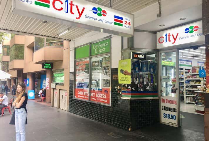 Shop 1, 38 Bourke Street Melbourne VIC 3000 - Image 1