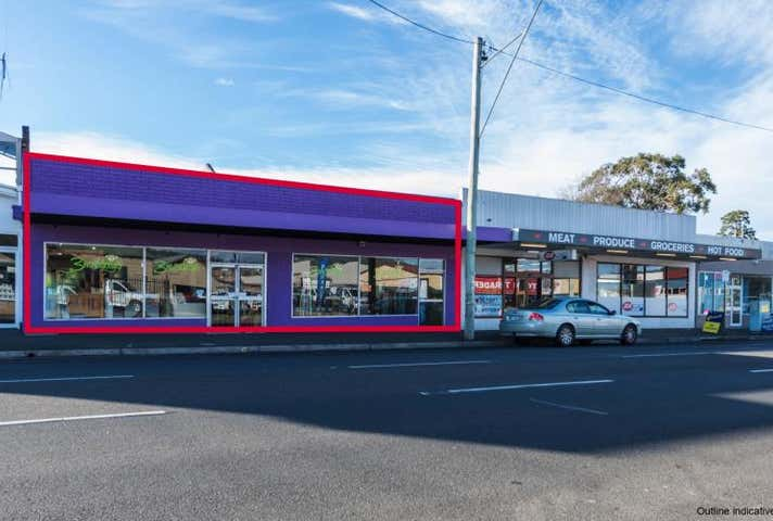 Ground  Shop 1, 46-48 Invermay Road Invermay TAS 7248 - Image 1