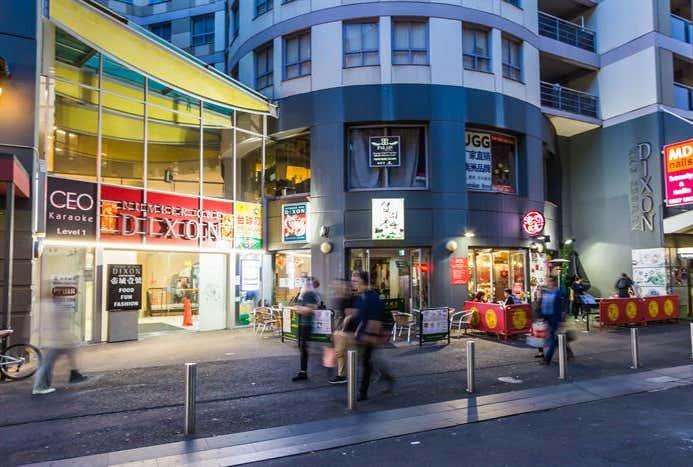 Shops 2 & 5-7, 1 Dixon Street Sydney NSW 2000 - Image 1