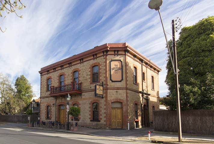 British Hotel, North Adelaide (Business Only), 58 Finniss Street, North Adelaide, SA 5006