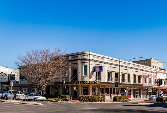 HOTEL ORANGE, 312-324 Summer Street Orange NSW 2800 - Image 1