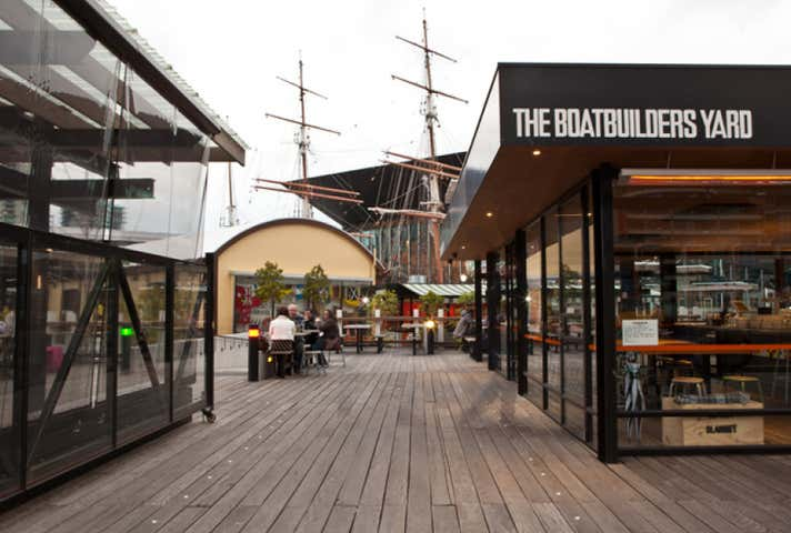 THE BOATBUILDERS YARD, 23 South Wharf Promenade South Wharf VIC 3006 - Image 1