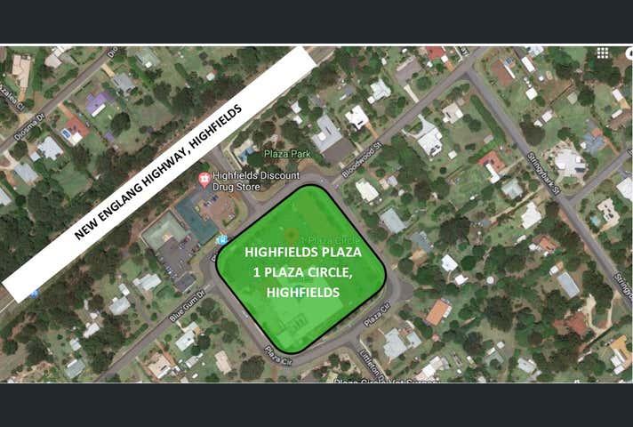 Shop G, 1 Plaza Circle Highfields QLD 4352 - Image 1