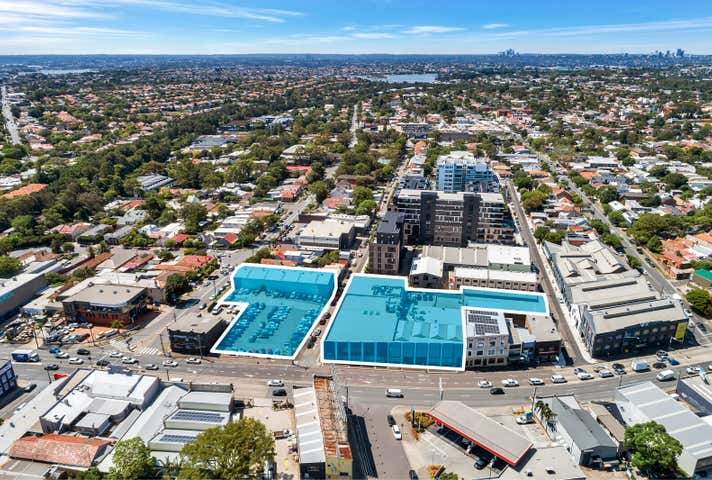 657-673 & 675 Parramatta Road, 7 Tebbutt Street and 2 George Street Leichhardt NSW 2040 - Image 1