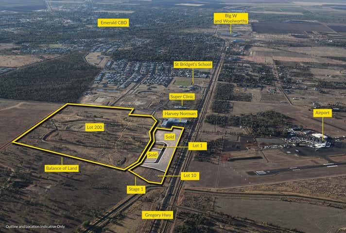 Pilot Farm Rd Highlands Industrial Estate Emerald QLD 4720 - Image 1
