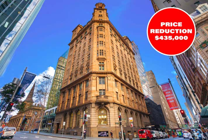 The Trust Building, 1010/155 King Street Sydney NSW 2000 - Image 1