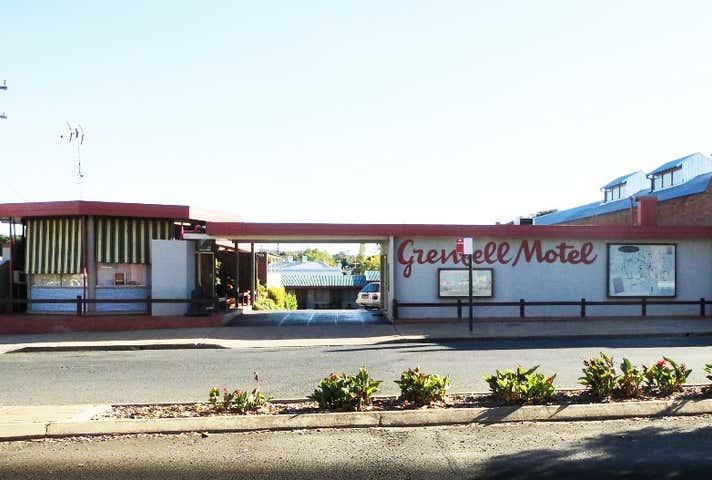 Grenfell Motel, 80-84 Main Street Grenfell NSW 2810 - Image 1