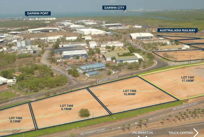 Darwin Business Park, Section 7499 / 111 O'Sullivan Circuit East Arm NT 0822 - Image 1