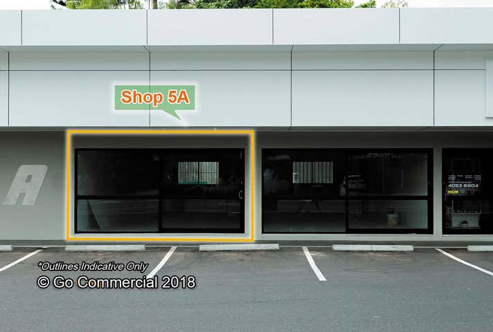 Shop 5A, 193 Swallow Street Mooroobool QLD 4870 - Image 1