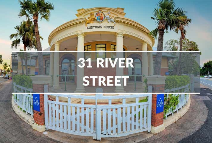 Customs House , 31 River Street Mackay QLD 4740 - Image 1