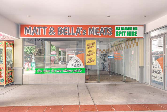 Shop 4a, 100 The Parkway Campbelltown NSW 2560 - Image 1