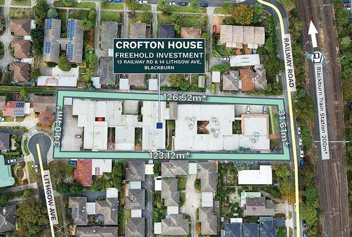 13 Railway Road & 14 Lithgow Avenue Blackburn VIC 3130 - Image 1