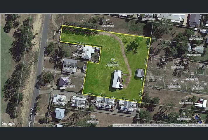 99 PENNYCUICK STREET West Rockhampton QLD 4700 - Image 1