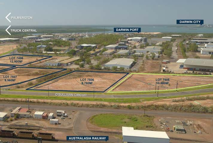 Darwin Business Park, Lot 7505 / 80 O'Sullivan Circuit East Arm NT 0822 - Image 1