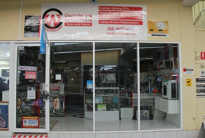 Shop 414, 147-157 Queen Street Campbelltown NSW 2560 - Image 1