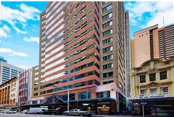 Level 8, 370  Pitt Street Street Sydney NSW 2000 - Image 1