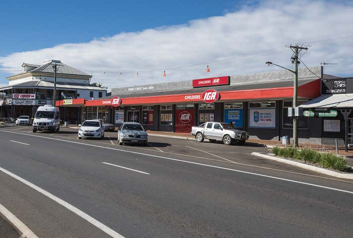 112-120 Churchill Street Childers QLD 4660 - Image 1