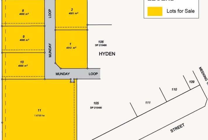 Lot 8 Munday Loop Hyden WA 6359 - Image 1