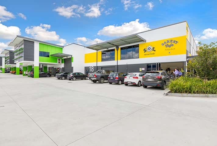 Unit 18, 49 'Bellwood Business Park' Bellwood Street Darra QLD 4076 - Image 1