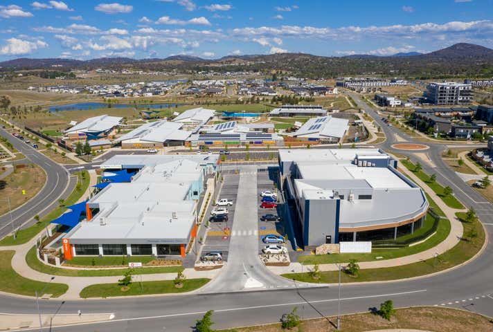 Molonglo Health Hub 110 Woodberry Ave, Coombs, 110 Woodberry Ave Coombs ACT 2611 - Image 1