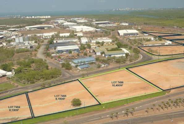 Darwin Business Park, Section 7501 / 105 O'Sullivan Circuit East Arm NT 0822 - Image 1