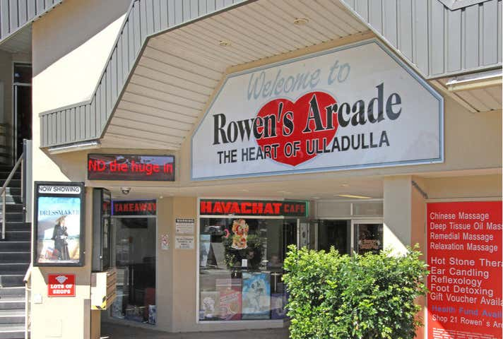 Rowen's Arcade, 93 Princes Highway Ulladulla NSW 2539 - Image 1
