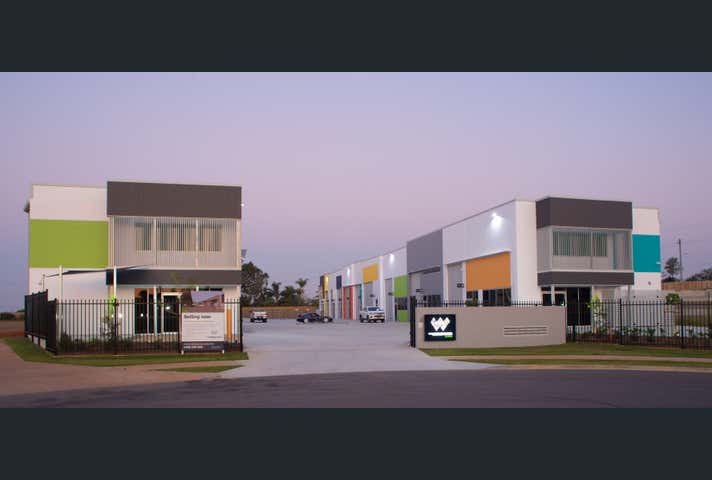 The Workstores Wynnum Caretaking Apartment & Agreement, 20/51 Industry Place Wynnum QLD 4178 - Image 1
