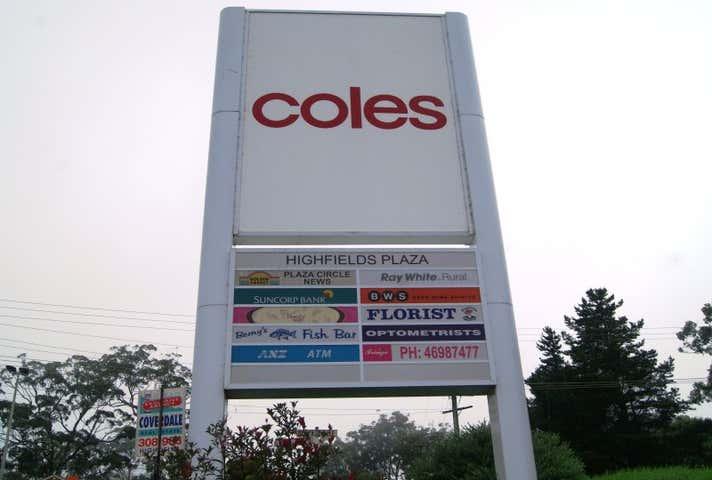 Highfields Plaza, 1 Plaza Circle Highfields QLD 4352 - Image 1