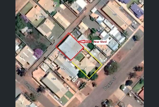 Rear Shed 178 Dugan Street Kalgoorlie, 178 Dugan Street Kalgoorlie WA 6430 - Image 1
