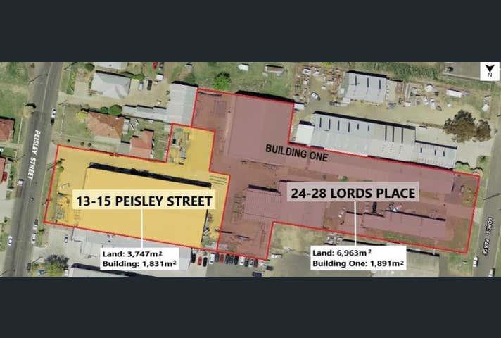 Peisley Street Industrial Complex, 13-15 Peisley Street & 24-28 Lords Place Orange NSW 2800 - Image 1