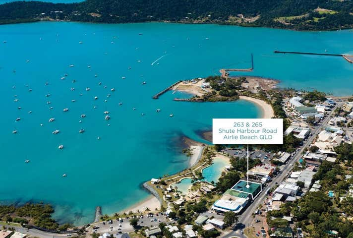 263 & 265 Shute Harbour Road Airlie Beach QLD 4802 - Image 1