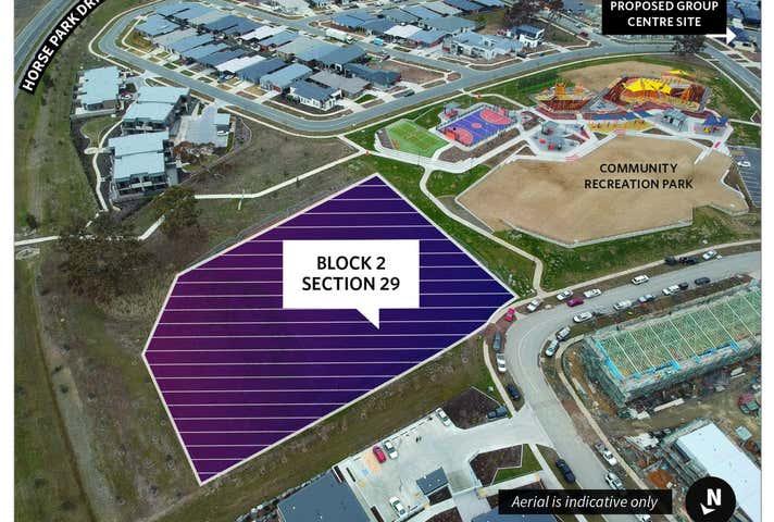 Block 2 - Section 29 Bon Scott Crescent Moncrieff ACT 2914 - Image 1