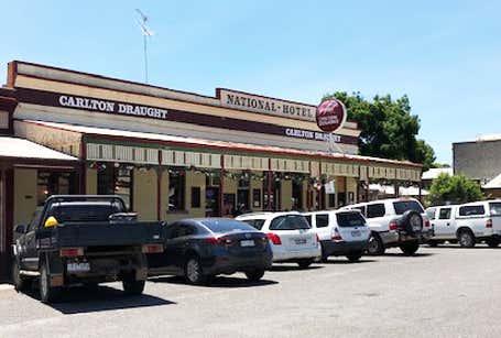 National Hotel, 35 Fraser Street Clunes VIC 3370 - Image 1