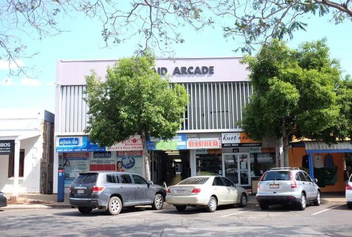 Air Raid Arcade, 35 Cavenagh Street, Darwin City, NT 0800