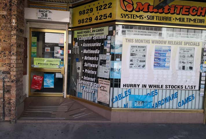 Shop 5/38 Oxford Road Ingleburn NSW 2565 - Image 1