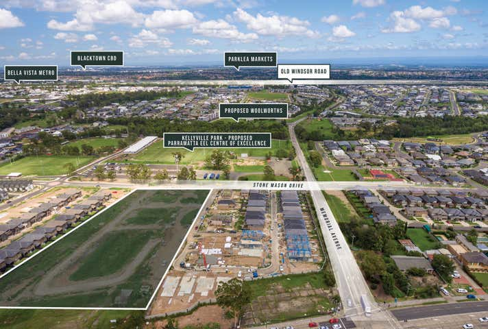 Lot 11 Windsor, Kellyville Kellyville NSW 2155 - Image 1