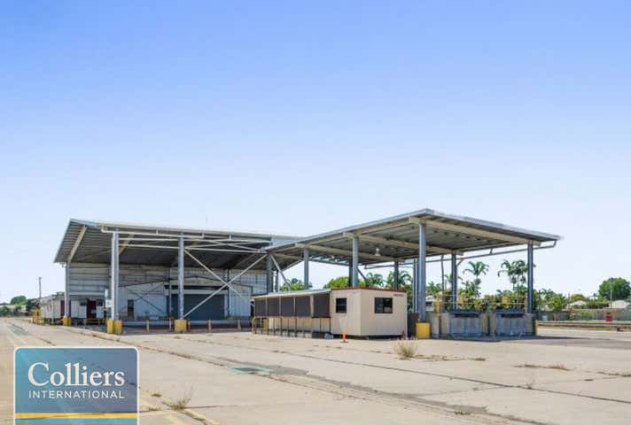 Former Aurizon Rail Yards, Freight Shed, 97 Rooney Street South Townsville QLD 4810 - Image 1