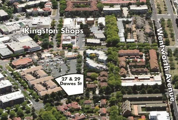 27 & 29 Dawes Street Kingston ACT 2604 - Image 1