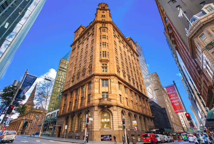 The Trust Building, 1010/155 King Street, Sydney, NSW 2000