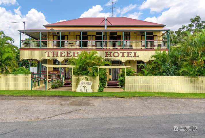 Theebine Hotel, 11 Theebine Road Theebine QLD 4570 - Image 1