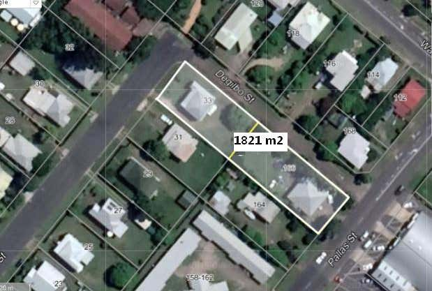 .166 Pallas St + 33 Degilbo St, Maryborough, Qld 4650